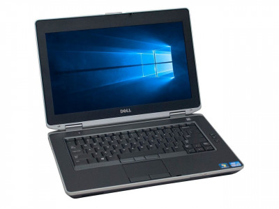 Б/у Ноутбук Dell Latitude E6430 Intel Core i5-3360M/4 Гб/320 Гб/Класс B