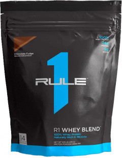 Протеин R1 (Rule One) Whey Blend 462 г Chocolate peanut butter (837234108932)