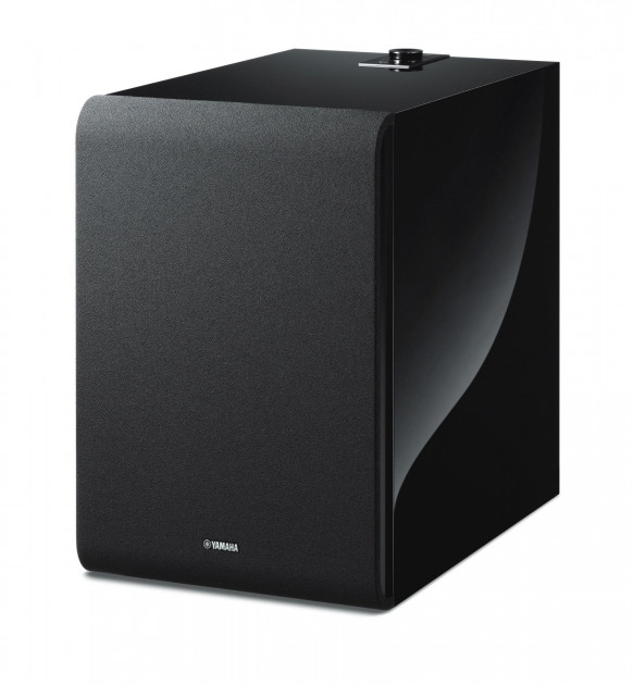 Сабвуфер Yamaha NS-NSW100 Piano Black - зображення 1