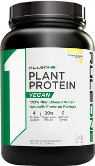 Протеин R1 (Rule One) Plant Protein 570 г Банан (837234109052)