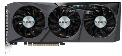 Gigabyte PCI-Ex GeForce RTX 3070 EAGLE OC 8G 8 GB GDDR6 (256 bit) (2 х HDMI, 2 x DisplayPort) (GV-N3070EAGLE OC-8GD)