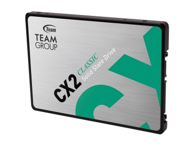 "Накопитель SSD 512GB Team CX2 2.5"" SATAIII 3D TLC (T253X6512G0C101)"