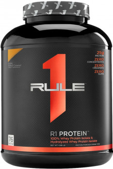 Протеин R1 (Rule One) Protein 2204 г Соленая карамель (858925004579)