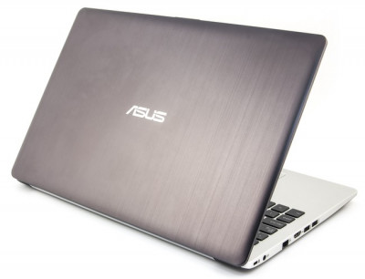 Ноутбук ASUS S550CB-Intel Core i7-3517U-1.9GHz-4Gb-DDR3-320Gb-HDD-W15.6-Touch-Web-DVD-R-NVIDIA GeForce 740M(2Gb)-(B)- Б/В