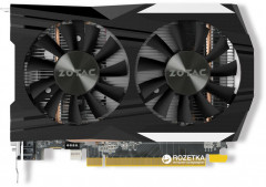 Zotac PCI-Ex GeForce GTX 1050 Ti OC Edition 4GB GDDR5 (128bit) (1392/7000) (DVI, HDMI, DisplayPort) (ZT-P10510B-10L)