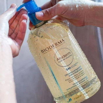 Масло для душа Bioderma Atoderm Shower Oil 1000мл