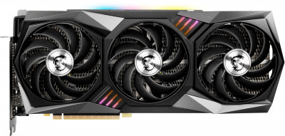 MSI PCI-Ex GeForce RTX 3090 GAMING X TRIO 24GB GDDR6X (384bit) (HDMI, 3 x DisplayPort) (RTX 3090 GAMING X TRIO 24G)