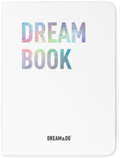 Ежедневник 1DEA.me Dream & Do Dream Book (DDBO)