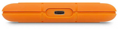 LaCie Rugged 500GB USB Type-C (STHR5000800) External