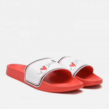 Шльопанці Puma Leadcat FTR Wns Valentine s 37510302 Poppy Red-Puma White