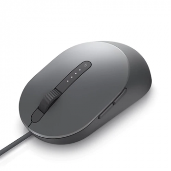 Миша Dell Laser Wired Mouse - MS3220 - Titan Gray (JN63570-ABHM)