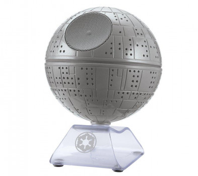 Акустическая система eKids/iHome Disney, Star Wars, Death Star, Wireless (JN63LI-B18.FXV7Y)