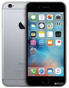 Apple iPhone 6s 16GB Space Gray (FKQJ2RM/A) как новый Original factory refurbished by Apple