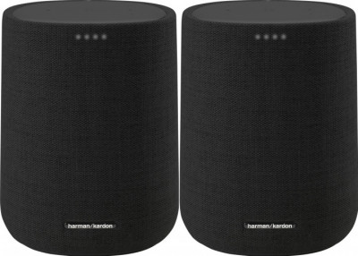 Акустична система Harman-Kardon Citation ONE Duo Black (HKCITAONEDUOBLKEU)
