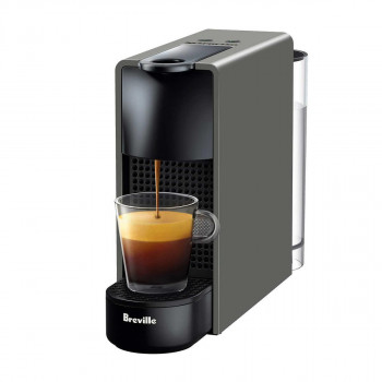 Капсульная кофемашина Breville Nespresso Essenza Mini Solo Grey