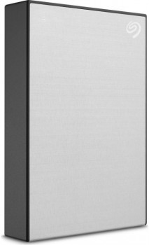 Жорсткий диск Seagate One Touch 5 TB STKC5000401 2.5 USB 3.2 External Silver