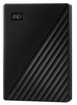 "Жесткий диск WD 2.5"" USB 3.2 Gen 1 5TB My Passport Black"