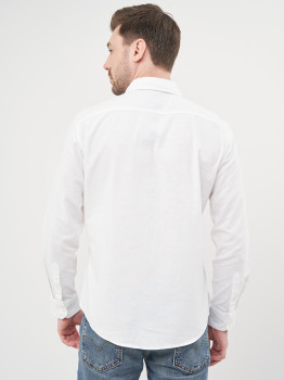 Сорочка Levi's Ls Battery Hm Shirt Slim White 86625-0002