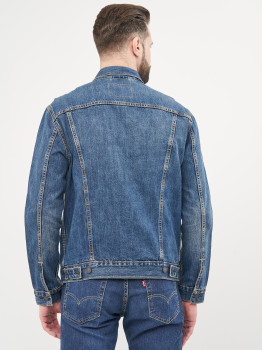 Джинсова куртка Levi's The Trucker Jacket Mayze Trucker 72334-0354