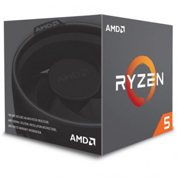 Процесор AMD Ryzen 5 1600 3.2GHz/16MB (YD1600BBAFBOX) sAM4 BOX