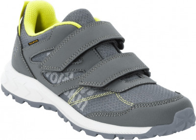 Кросівки Jack Wolfskin Woodland Texapore Low Vc K 4046351-6135