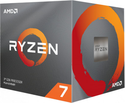 Процессор AMD Ryzen 7 3700X 3.6GHz/32MB (100-100000071BOX) sAM4 BOX (154087)