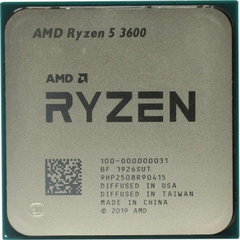 Процессор AMD Ryzen 5 3600 (100-000000031TRAY) (160803)