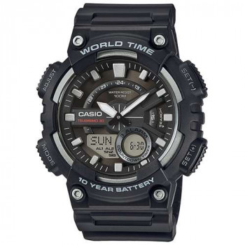 Годинник наручний Casio Collection CsCllctnAEQ-110W-1AVEF