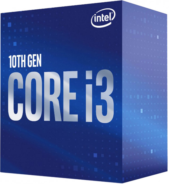 Процесор Intel Core i3 (LGA1200) i3-10100, Box (BX8070110100) - зображення 1