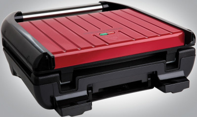 George Foreman 25050-56 Entertaining Steel Grill