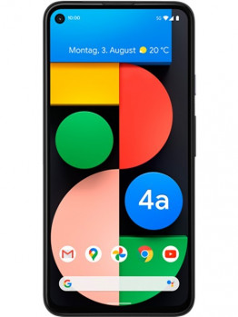 Смартфон Google Pixel 4a 5G 6/128GB Just Black Dual SIM (EU версія)