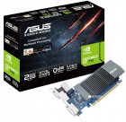 Asus PCI-Ex GeForce GT 710 2GB GDDR5 (64bit) (954/5012) (VGA, DVI, HDMI) (GT710-SL-2GD5) - изображение 4