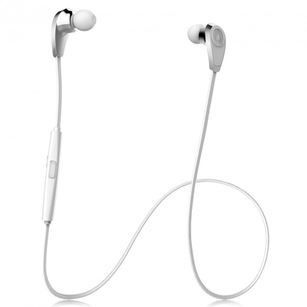 Bluetooth наушники BLUEDIO Q2 ACTIVE SOUND White