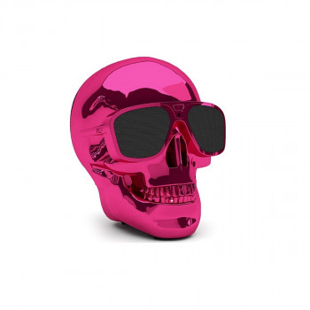 Акустика Jarre Technologies AeroSkull Nano Chrome Pink (ML80113)