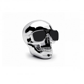 Акустика Jarre Technologies AeroSkull XS+ Chrome Silver (ML80070)