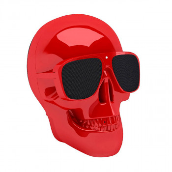 Акустика Jarre Technologies AeroSkull Nano Glossy Red (ML80115)