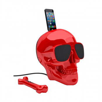 Акустика Jarre Technologies AeroSkull HD+ Red Glossy (ML81025)