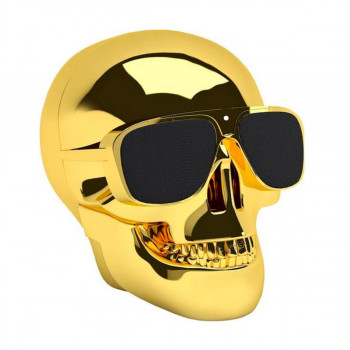 Акустика Jarre Technologies AeroSkull HD+ Chrome Gold (ML81022)