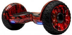 "Гироборд SmartYou SX11 Offroad 10.5"" Flame (GBSX11OF)"