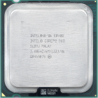 Процесор Intel Core 2 Duo E8400 3.00 GHz/6M/1333 (SLB9J) s775, tray