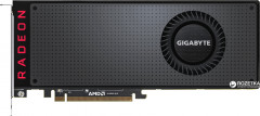 Gigabyte PCI-Ex Radeon RX Vega 64 8192MB HBM2 (2048bit) (1247МГц) (HDMI, 3 x DisplayPort) (GV-RXVEGA64-8GD-B)