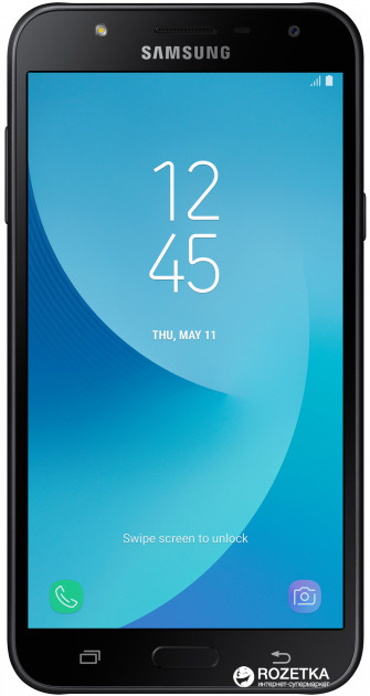 Мобильный телефон Samsung Galaxy J7 Neo J701F/DS Black - изображение 1