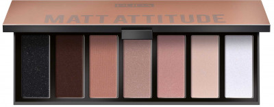 Тіні для повік Pupa Make Up Stories Compact №003 Matt Attitude 13.3 г (8011607319367)