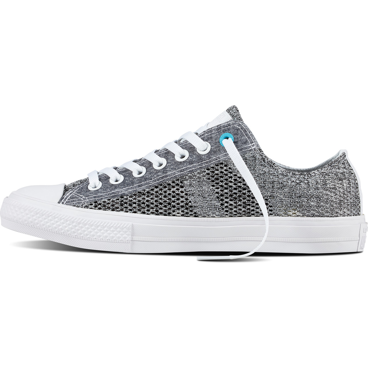 ... Кеды Chuck Taylor All Star II Open Knit Converse 39 Серый lowest price  5bd8c ea48d ... 9b2660aba8e28