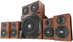 Акустическая система Trust Vigor 5.1 Surround Speaker System for pc Brown (21786)