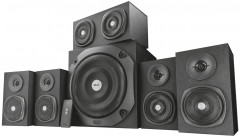 Trust Vigor 5.1 Surround Speaker System for pc Black (TR22236)