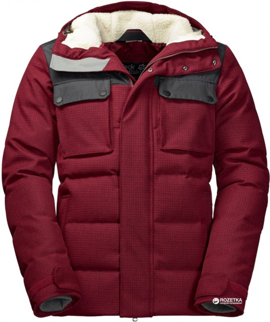 Пуховик Jack Wolfskin Banff Springs Jacket 1203411-9670 XL (4055001652242)