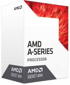 Процессор AMD Bristol Ridge A6-9500 3.5GHz/1MB (AD9500AGABBOX) AM4 BOX