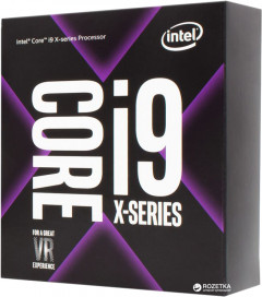 Процессор Intel Core i9-7940X X-Series 3.1GHz/8GT/s/19.25MB (BX80673I97940X) s2066 BOX