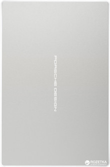 "Жесткий диск LaCie Porsche Design Mobile Drive for Mac 5TB STFD5000400 2.5"" USB 3.0 External Silver"